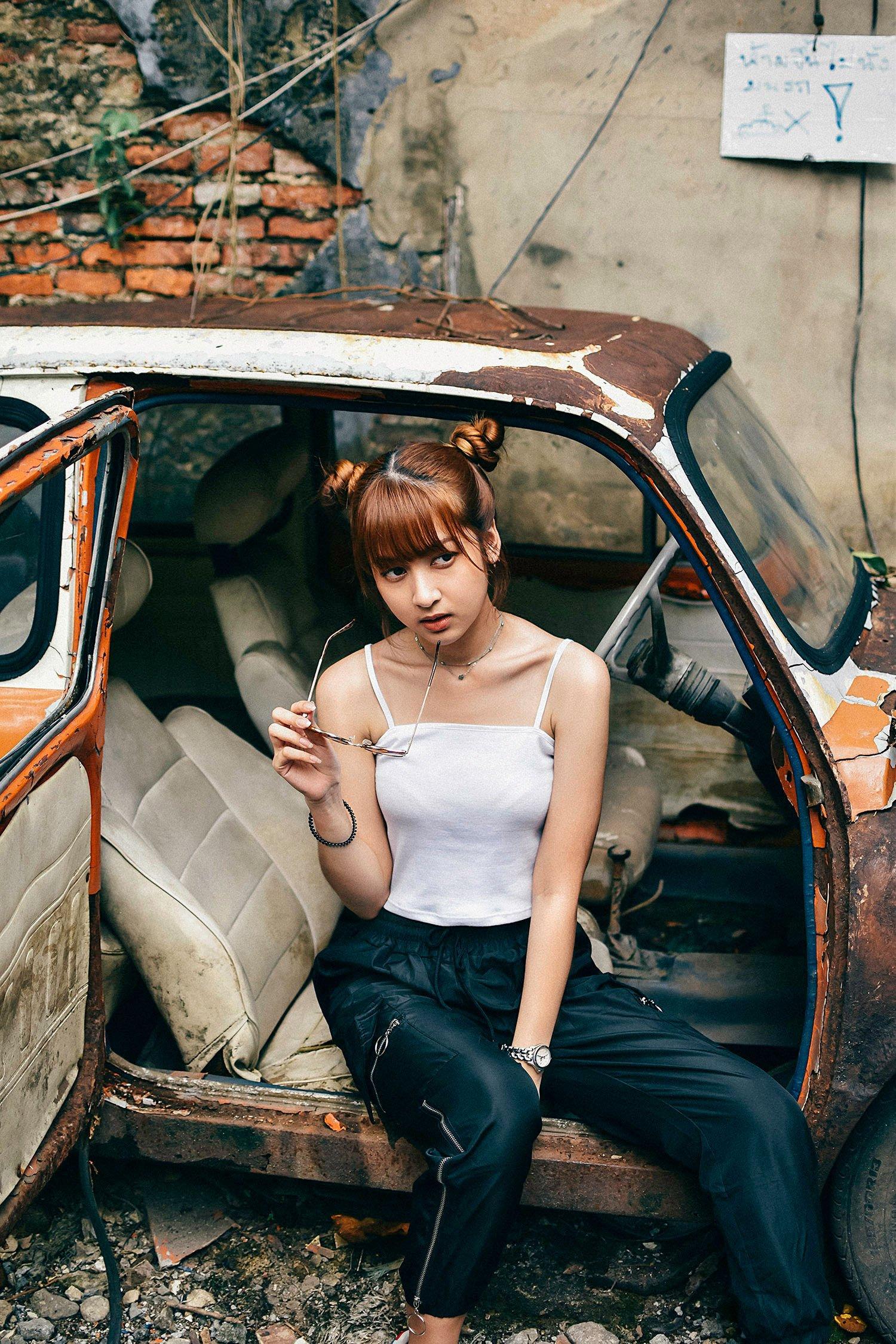 Emma Tsui Freelance Lifestyle Portrait, Vancouver
